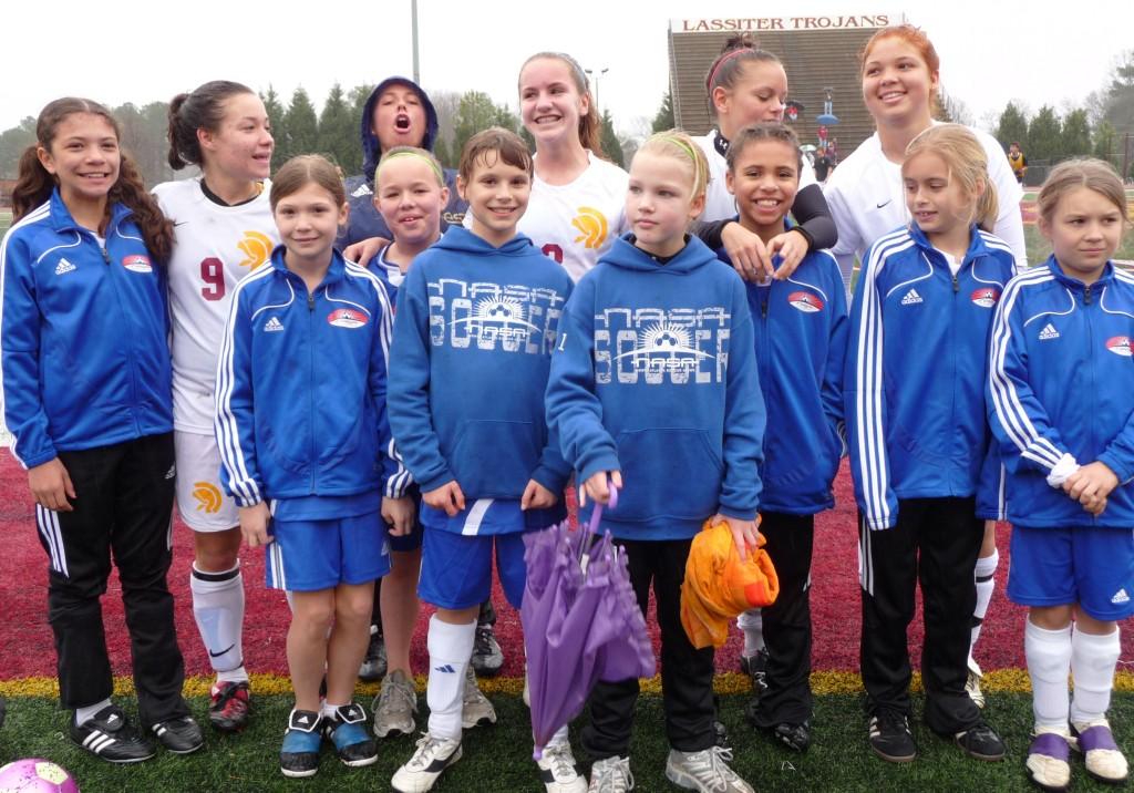 nasa soccer girls - photo #2