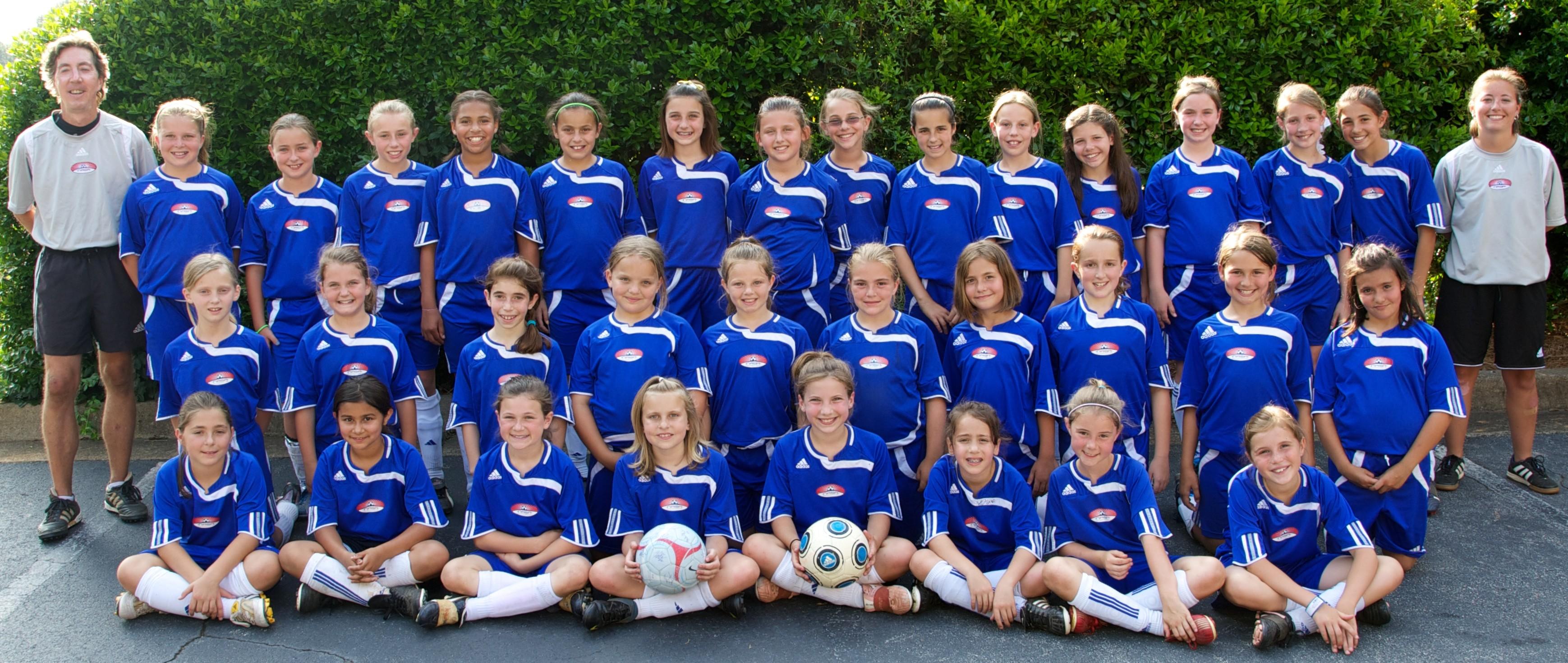 nasa soccer girls - photo #7