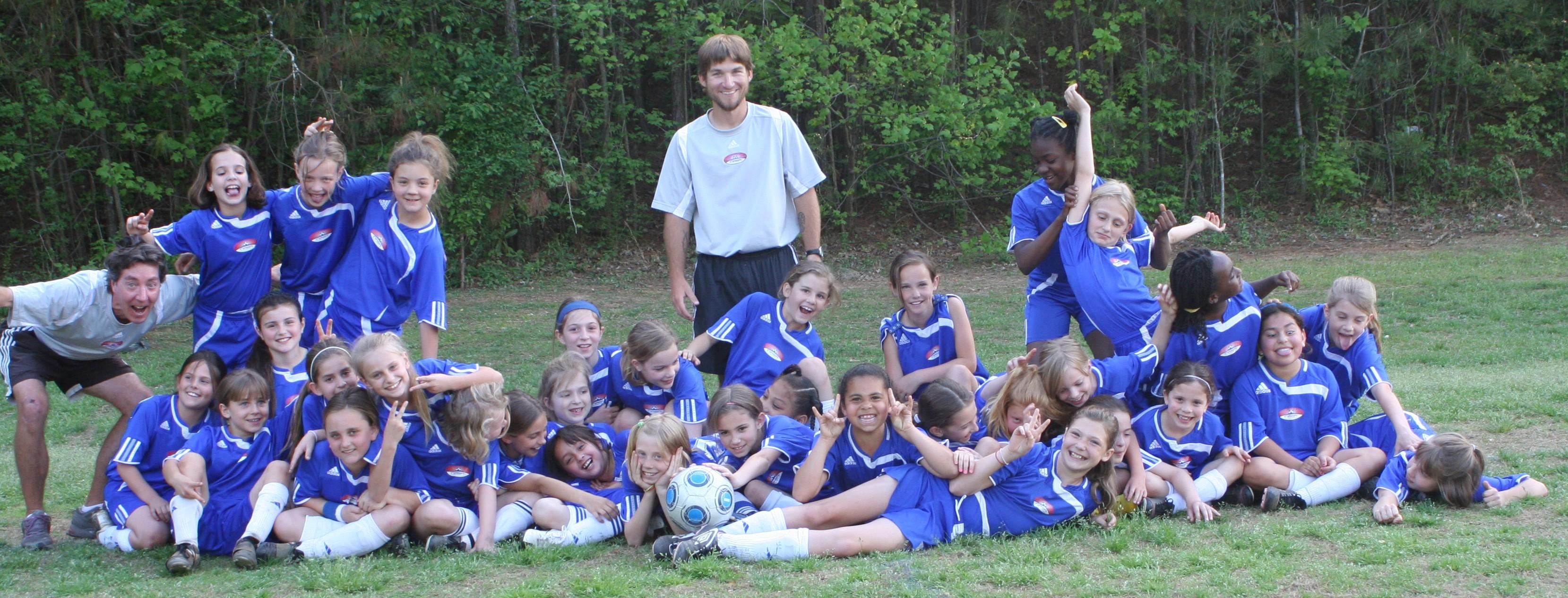 nasa soccer girls - photo #4